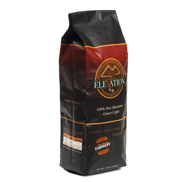 organic coffee by melton trading co