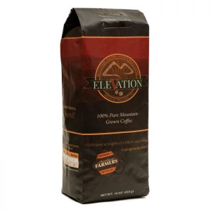 Elevation French Roast Organic Coffee